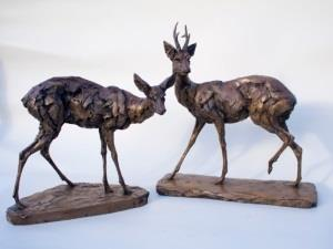 Old Chapel Gallery Deer