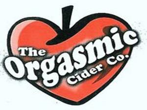 The Orgasmic Cider Company Logo