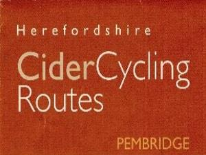 Pembridge Cider Cycling Front Cover