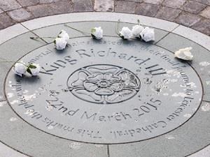 King Richard III Commemoration Stone