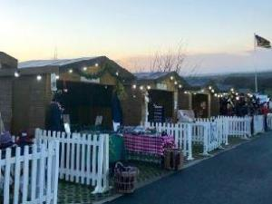 Christmas Market at the Engine Yard