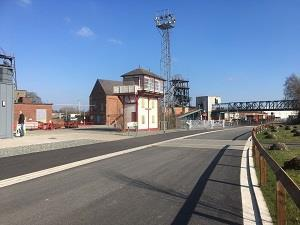 Snibston Colliery Buildings
