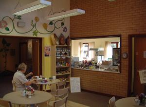 Visitor Centre and Cafe