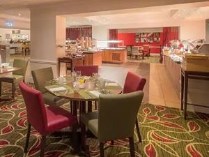 Dine at Hilton Leicester