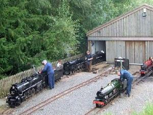 Stapleford Miniature Railway