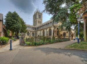 St Mary's Parish Church Melton Mowbray