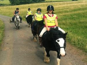 Owston Lodge Riding Lessons