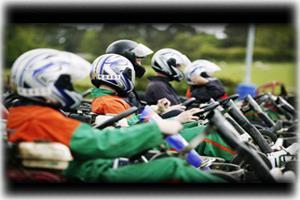 Glasfryn Parc - Go-Karting