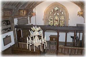 Rug Chapel