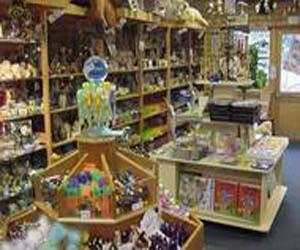 Welsh Mountain Zoo Gift Shop