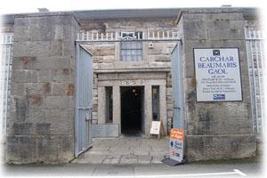 Carchar Biwmares Beaumaris Gaol
