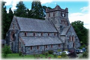 St Mary's Church, Betws y Coed