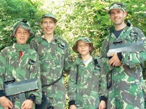 Battlefield Live Pembrokeshire Laser Combat