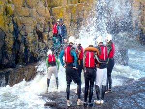 Antur Outdoor Coasteering Gower!
