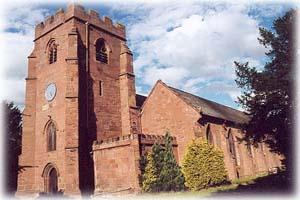 St Mary the Virgin Church - Overton