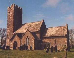 Churches South of Pembroke