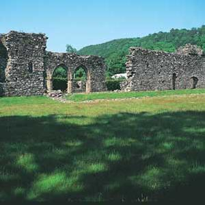 Cymmer Abbey
