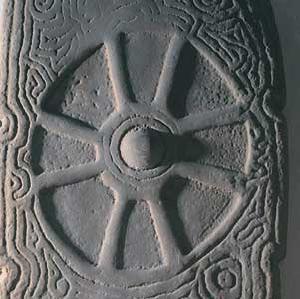 Margam Abbey Stones Museum