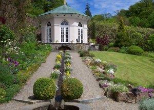 Colby Woodlands Garden