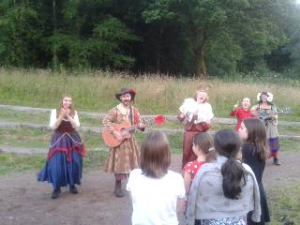 Shakespeare at Parc Cwm Darran