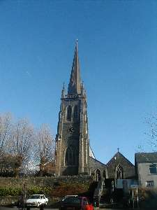 St Elvan's Church, Aberdare