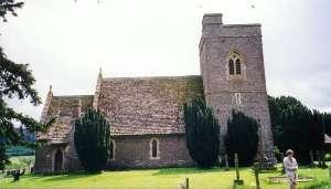 St Gastyn's Church, Llangasty Talyllyn