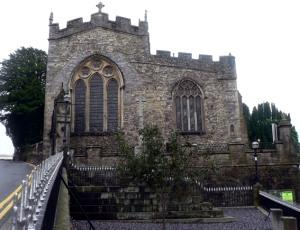 St Mary's Church, Haverfordwest