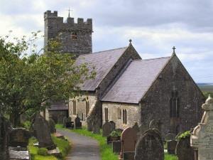 St Rhydian + Illtyd Church Llanrhidian