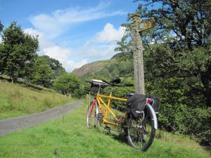 Cycling holidays in the Elan Valley