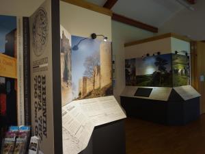 Offa's Dyke exhibition