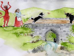 The Legend of Devils Bridge