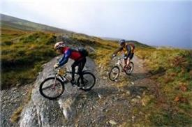 Clive Powell Mountain Bike Centre