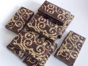 Handmade chocolates at Chocablock Corris