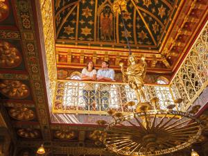 Cardiff Castle Summer Room