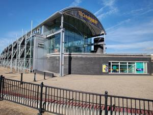 Situated in the heart of Cardiff Bay
