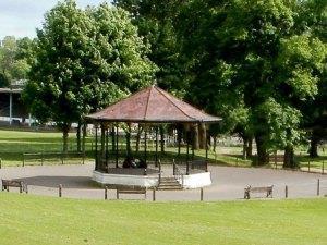 Victoria Park, Pontypool