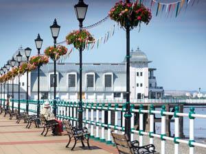 Penarth Pier and Esplanade