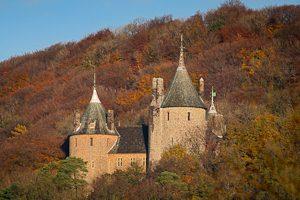 Castell Coch - Cadw
