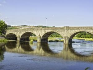 Builth Wells - the Wye Bridge