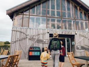 Dunes at Ynylas Las