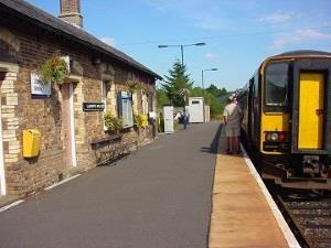 Heart of Wales Railway Line