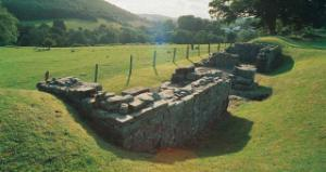Brecon Gaer Roman Fort