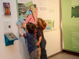 Winding House Museum Exhibition