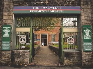 Royal Welsh Military Museum