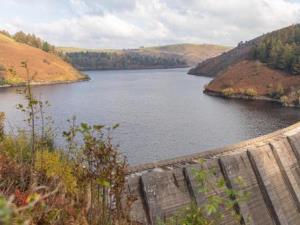 Llyn Clywedog Reservoir & Dam