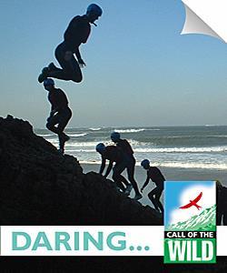 Coasteering Wales