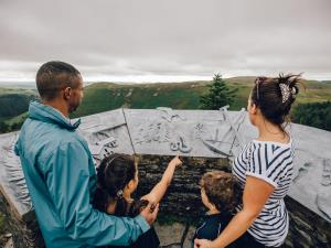 Bwlch Nant yr Arian Visitor Centre