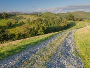 Ceinws to Llanwrin Walk