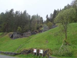 The Gwydyr Miners' Trail