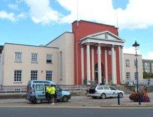 Aberystwyth Library